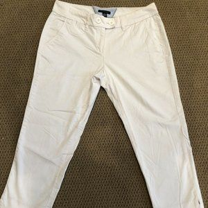 Tommy Hilfiger White Chinos Size 10